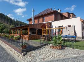 Relax hotel Valaška, hotel poblíž významného místa TLV 12 délka, Horní Bečva