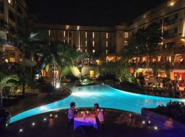 Kigali Serena Hotel, hotel a Kigali