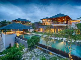 Sohamsa Ocean Estate, villa in Nusa Dua