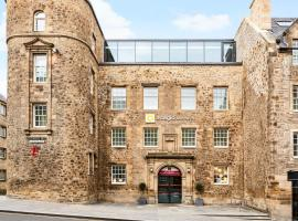 Aparthotel Adagio Edinburgh Royal Mile, pet-friendly hotel in Edinburgh