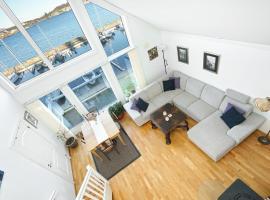 Seaview Apartment Grasholmringen, feriebolig i Stavanger