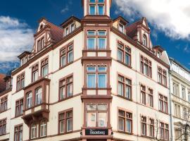 The Heidelberg Exzellenz Hotel, hotel in Heidelberg