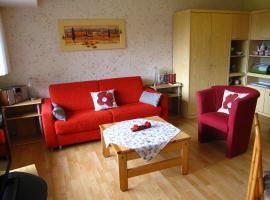 Ferienwohnung Kleinschmidt, apartment in Heimbach