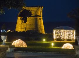 Augustus Resort, hotell i Santa Cesarea Terme