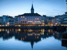 Storchen Zürich - Lifestyle boutique Hotel, hotel in Zurich
