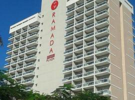 Ramada by Wyndham Macae Hotel & Suites, hotel with pools in Macaé