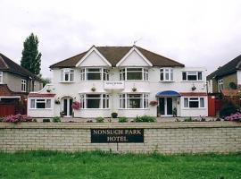 Nonsuch Park Hotel, hotel near Nonsuch Park, Epsom