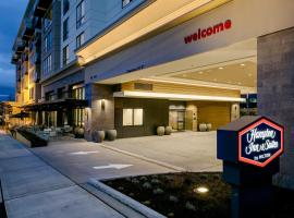 Hampton Inn & Suites by Hilton Seattle/Northgate, hotel in Seattle