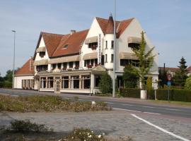 Het Gravenhof, Hotel in der Nähe von: Yser Tower, Torhout