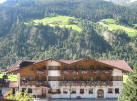 Stacklerhof, hotel in Neustift im Stubaital