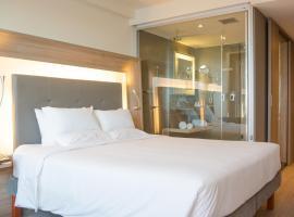 Novotel RJ Porto Atlantico, hotel poblíž významného místa Mořské akvárium AquaRio, Rio de Janeiro
