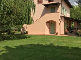 Villa Favilli, hotel pet friendly a Pisa