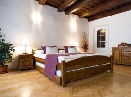 Hotel Arigone & Privátní Wellness, hotel v destinaci Olomouc