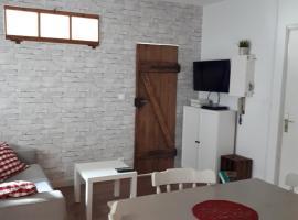 Chez Noah Le Vigneron, apartment in Ribeauvillé