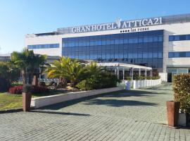 Gran Hotel Attica21 Las Rozas, hotel in Las Rozas de Madrid