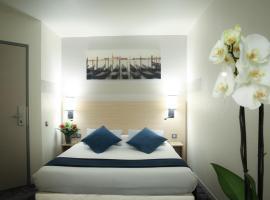 Hotel Inn Design Dijon Sud, hotel near Dijon Bourgogne Airport - DIJ, Marsannay-la-Côte