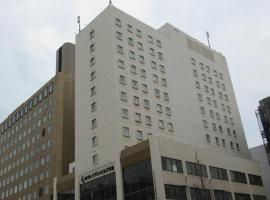 ホテルクラウンヒルズ小倉、北九州市にある小倉駅の周辺ホテル