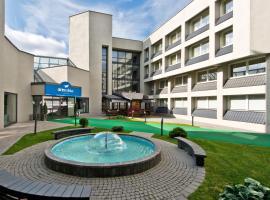 AirInn Vilnius Hotel, хотел в Вилнюс