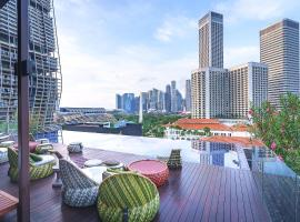 Naumi Hotel (SG Clean, Staycation Approved), hotel near Singapore Flyer, Singapore