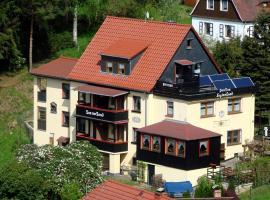 "Pension ""Lug ins Land"", guest house in Kurort Rathen"