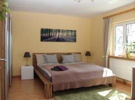 Apartment Kleßheim, hotel near Red Bull Arena, Salzburg