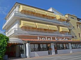 Hotel Kinda, hotel a Castiglione della Pescaia