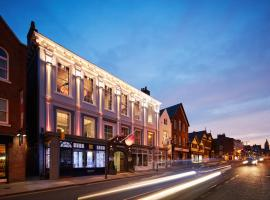 Oddfellows Chester, hotel near Cheshire Oaks Designer Outlet, Chester
