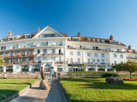 St Brelade's Bay Hotel, hotel in St. Brelade
