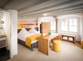 Hotel Alte Schule, hotel in Lindau