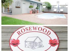 Rosewood Guest Cottage, hotel near Kambula Battlefield, Vryheid