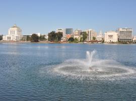 Americas Best Value Inn - Downtown Oakland/Lake Merritt, hotel in Oakland