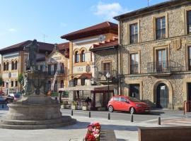Hotel Neptuno, hotel in Villaviciosa