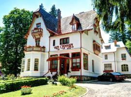 Vila Camelia, hotel din Sinaia