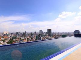 EASTLAND Hotel & Apartment, hotel near Mekong Express Bus Station, Phnom Penh