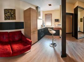 Апартаменты Лесной Двор, отель рядом с аэропортом Аэропорт Южно-Сахалинск - UUS