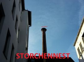Storchennest, cheap hotel in Fürth