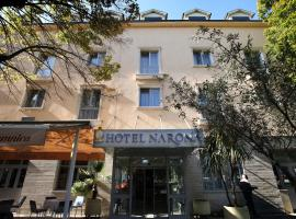 Hotel Narona, hotel u Metkoviću