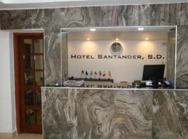 Hotel Santander SD, hotel in Santo Domingo