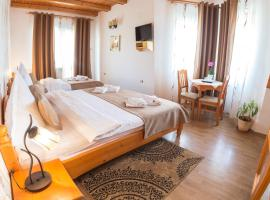 Pensiunea Faur, hotel in Sebeş
