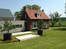 Dijkhuis Breskens, vakantiewoning in Breskens