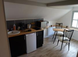 La compagnie du 19, apartment in Honfleur