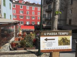 U Passa Tempu, homestay in Corte