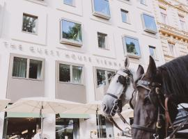 The Guesthouse Vienna, hotel near House of Music, Vienna