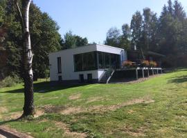 Luxurious Holiday Home in Elsenborn with Barbecue, hotel in Butgenbach