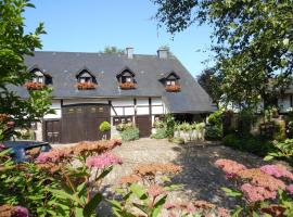 Cozy Cottage in Malmedy with Large Garden, budget hotel in Malmedy