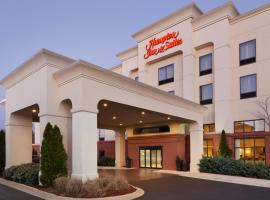 Hampton Inn & Suites Birmingham Airport Area, hotel near Birmingham-Shuttlesworth International Airport - BHM, Birmingham