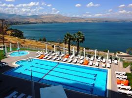 Golan Hotel, hotel in Tiberias