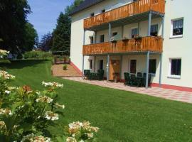 Spacious Apartment in Grufflingen with Terrace, hotel in Burg-Reuland