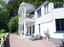 Cozy Holiday Home in Malmedy with Sauna, pet-friendly hotel in Malmedy
