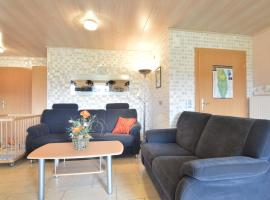 Modern Holiday Home in Grufflingen with Sauna and Jacuzzi, hotel in Burg-Reuland